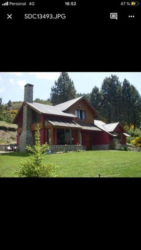 Casa En Venta San Martin De Los Andes . Ruca Hue
