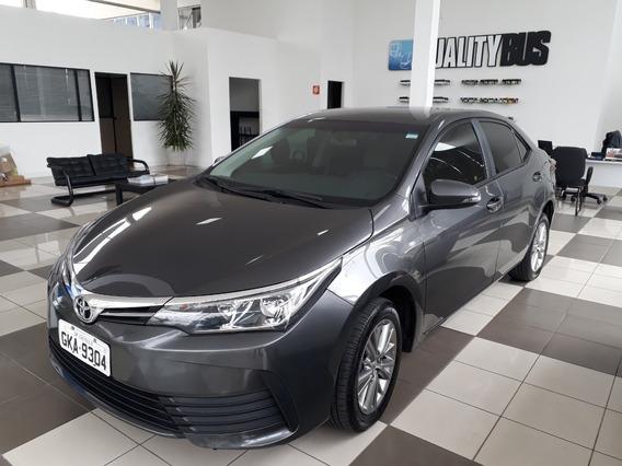 Corolla 2018/2019 Gli 1.8 Upper Completo /baixo Km /perfeito