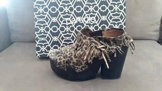 Zapato Paruolo Leopardo Talle 37
