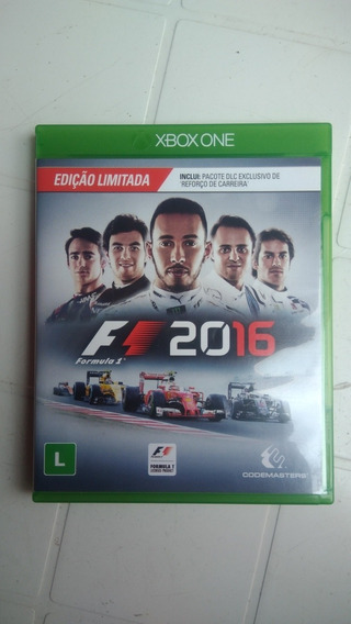 F1 2016 - X Box One Original