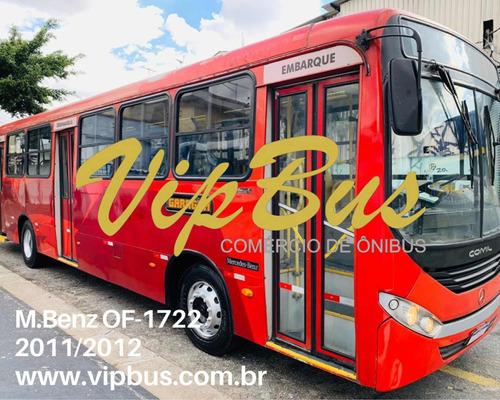 Urbano Mercedes Benz Of-1722 2011/2012 Financia 100%