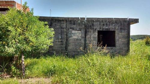 (ref:5485) Terreno Construção Iniciada - Itanhaém/sp -tupy