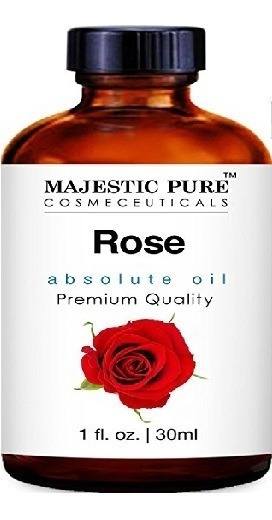 Aceites Esenciales - Rosa 30 Ml 100% Naturales Y Puros