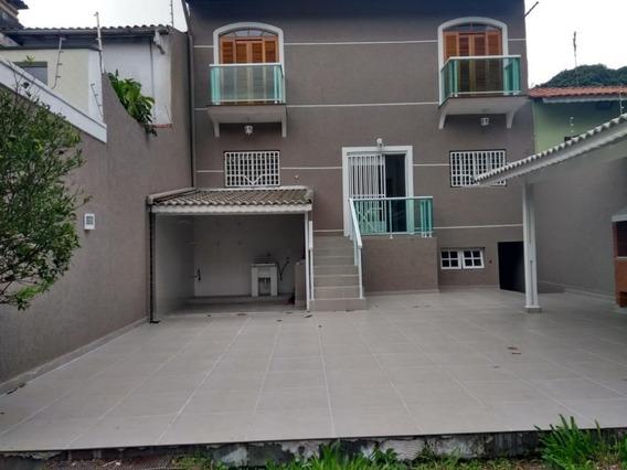 Sobrado Com 4 Dormitórios Para Alugar, 232 M² Por R$ 3.700/mês - Vila Rosália - Guarulhos/sp - Cód. So2498 - So2498