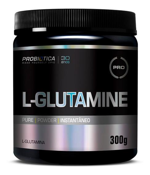 Glutamina Pura 300g - Probiótica Original
