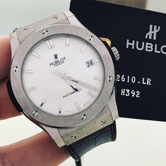 Hublot Classic Fusion 45mm Automatic Completo Impecável