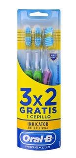 Cepillo De Dientes Antibacterial Oral B 3x2 Palermo