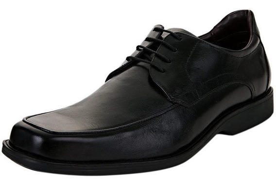 Sapato Social Masculino Couro Legitimo Raphael Steffens Pret