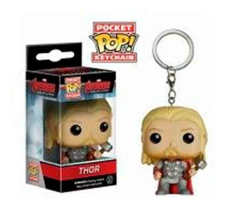 Funko Pop Keychain Avengers Age Of Ultron Thor