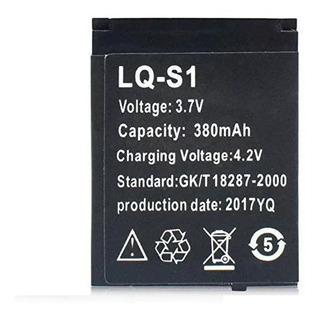 Baterias De Litio 2 Unidades 300 Mah 3.7 V.