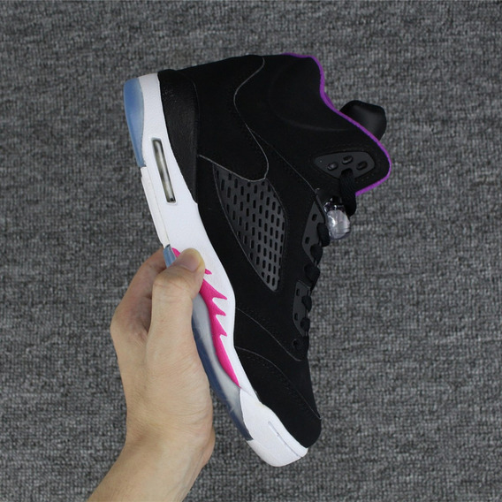 Zapatillas Jordan Air 5 Retro Dama