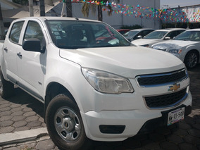 S-10 2.5 Doble Cabina T/m 2016 Blanco $ 279,000.00