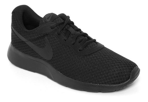 Tenis Nike Tanjun Caballero Negro Monocromo 812654-001 K0177