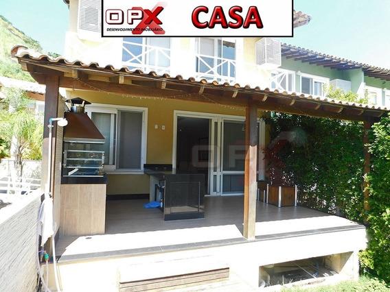 Casa Para Venda, 3 Dormitórios, Recreio Dos Bandeirantes - Rio De Janeiro - 685