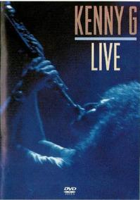 Kenny G Live - Dvd Jazz