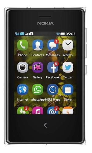 Nokia Asha 503 5 MB blanco 128 MB RAM