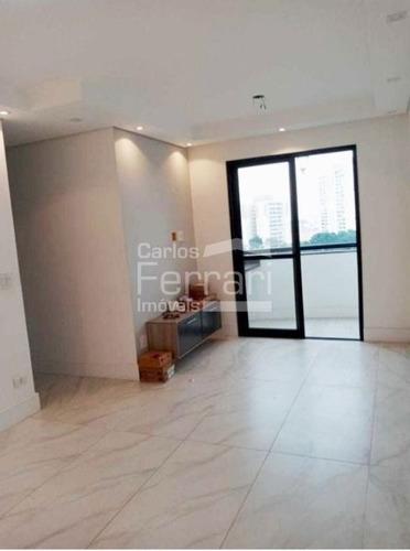 Apartamento 3 Dormitórios, 1 Suite, 2 Vagas No Lauzane Paulista - Cf33879
