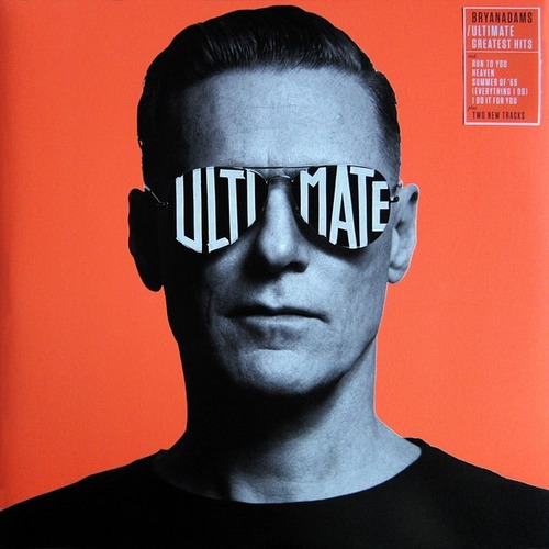 Bryan Adams - Ultimate (vinilo Doble Nuevo)