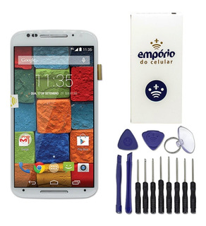 Tela Touch Display Lcd Motorola Moto X2 X +1 Xt1097 Xt1098