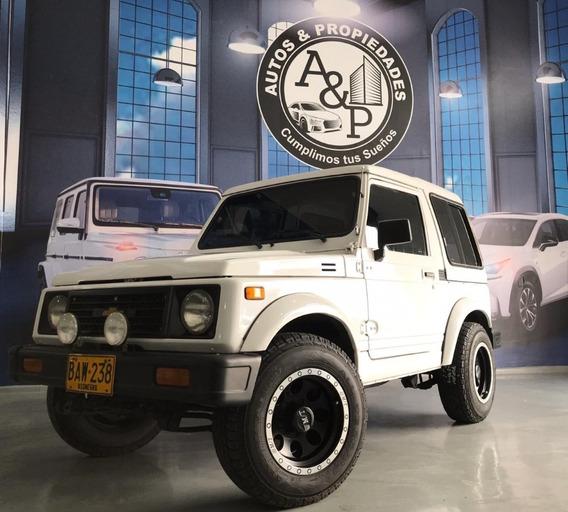 Chevrolet Samurai 1990