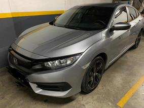 Honda Civic 2.0 Ex Cvt 2017