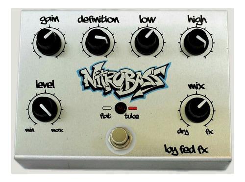 Nitro Bass - Tienda Oficial - Preamplificador Para Bajo