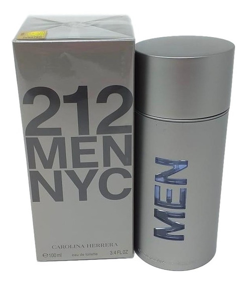 Perfume 212 Men 100ml - 100% Original.