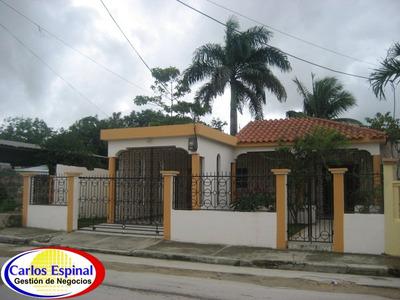 Casa De Venta En Higuey, La Altagracia