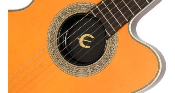 Guitarra Electroacustica EpiPhone Sst Classic Nylon Demo
