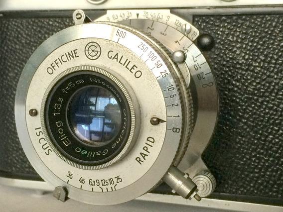 Officine Galileo - Condor I - Uma Pequena Joia Italiana