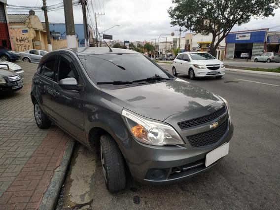 Chevrolet Agile Lt 1.4 Flex Completo 2012
