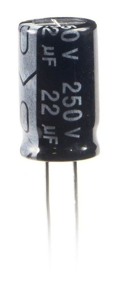 Capacitor 22uf 250v 1000hz Somplus