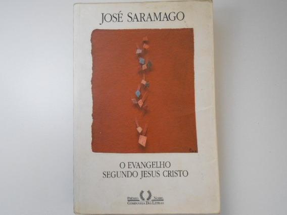 Livro-o Evangelho Segundo Jesus Cristo-josé Saramago-1991