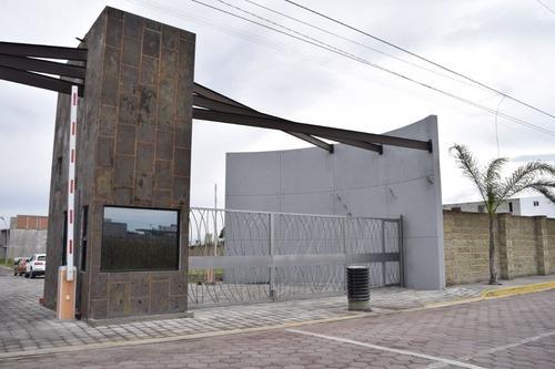 Terreno Urbano En Morillotla / San Andrés Cholula - Gsi-996-tu
