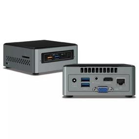 Mini Pc Kit Intel Nuc Boxnuc6cayh 4gb Ssd 32gb Celeron