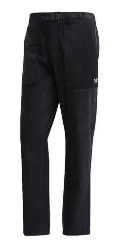 Pantalón adidas Originals Lifestyle Hombre Corduro Negro Fuk