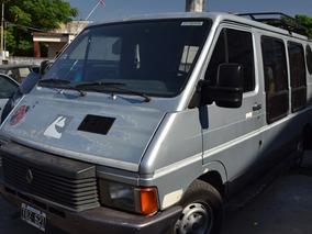 Renault Trafic 2.2 Diesel Larga Con Asientos 1991 60257836