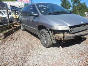 Sucata Chrysler Grand Caravan V6 3.3 Litro P/ Venda Peças !!