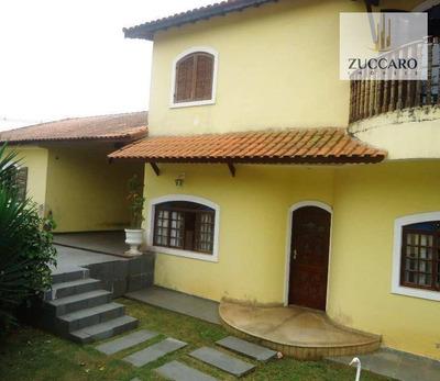 Sobrado Residencial À Venda, Perobal, Arujá. - So2865