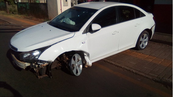 Sucata Chevrolet Cruze 2012 / Para Vendas De Peças