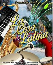 Orquesta Bailable La Cosa Latina