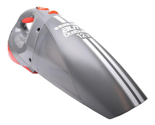 Aspiradora Black+Decker Dustbuster AV1500LA 0.7L gris y naranja 12V