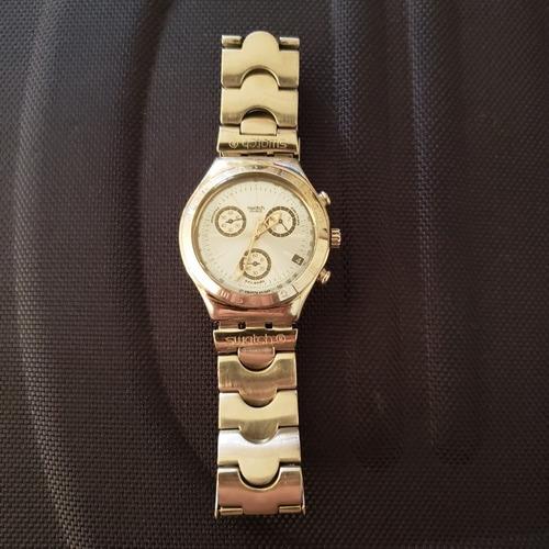 Relógio Swatch Irony Stainless Steel
