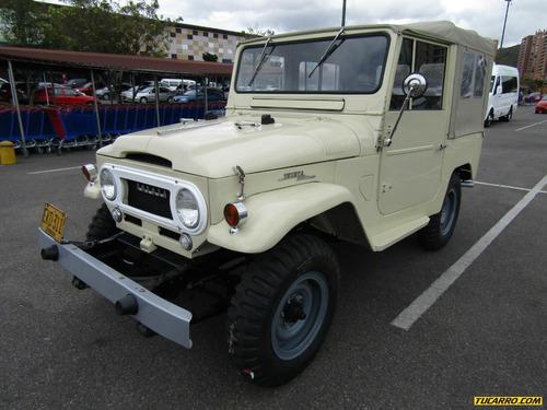 Toyota Fj 40 Mt 4230cc 4x4 Carpado