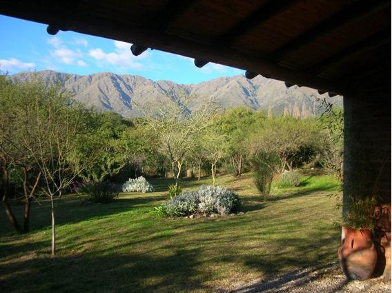 Cabaña Traslasierra Cordoba Alojamiento Montaña Trekking