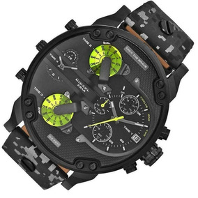 Relogio Diesel Dz7311 Mr Daddy Black Camo