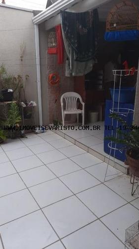 Imagem 1 de 7 de Casa Para Venda Em Limeira, Vista Alegre, 3 Dormitórios, 1 Suíte, 2 Banheiros, 1 Vaga - 4013_1-1393581