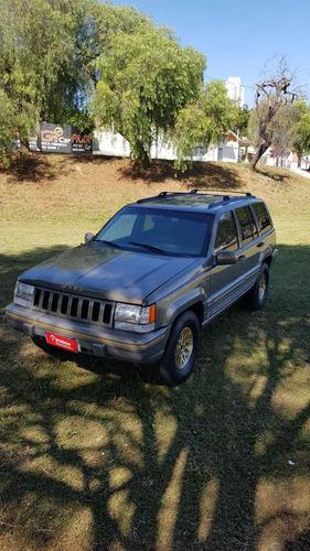 Jeep Cherokee Grancherokee Limited