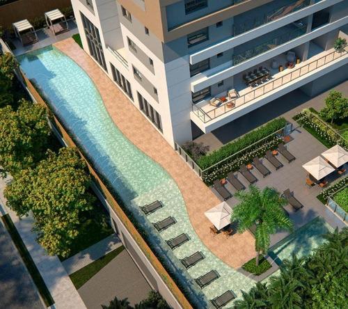 Apartamento Com 4 Dormitórios À Venda, 143 M² Por R$ 2.078.100,00 - Campo Belo - São Paulo/sp - Ap8267