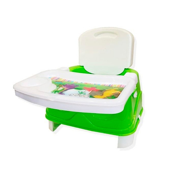 Baby One Booster Verde Babyone003